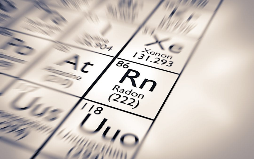 Dangers of radon in your home