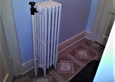 Radiant Heating Unit