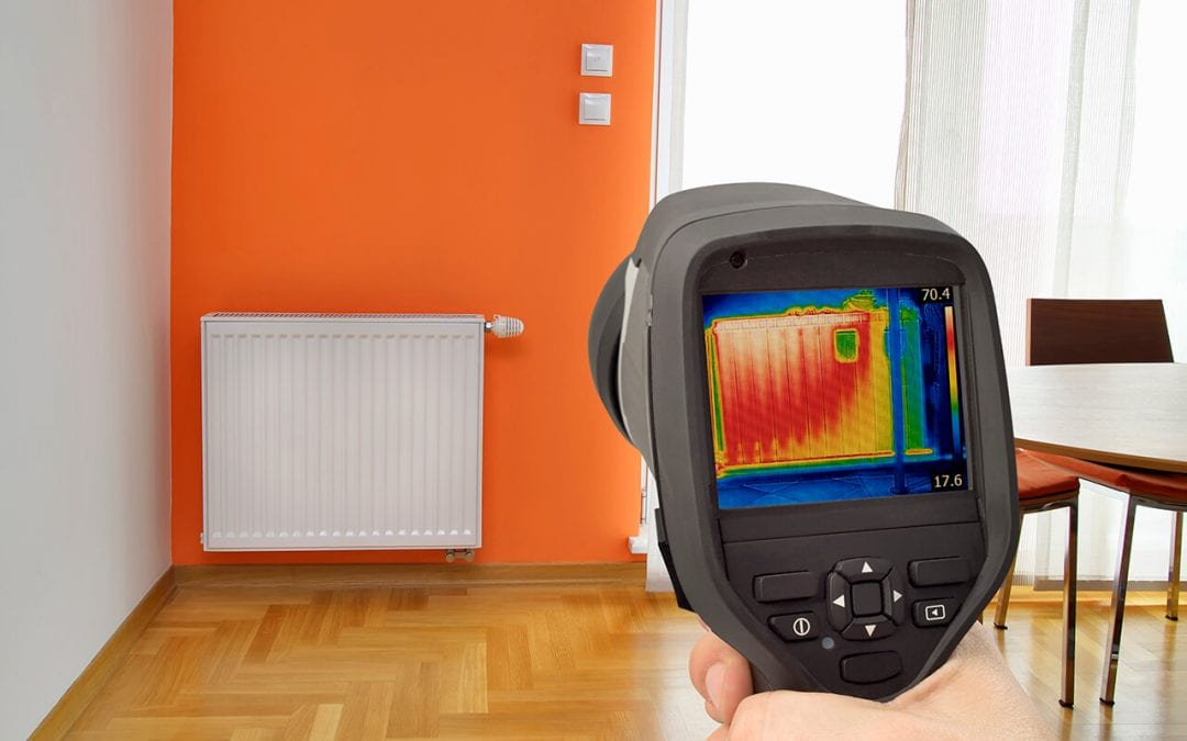 Infrared Thermal Imaging In Home Inspections
